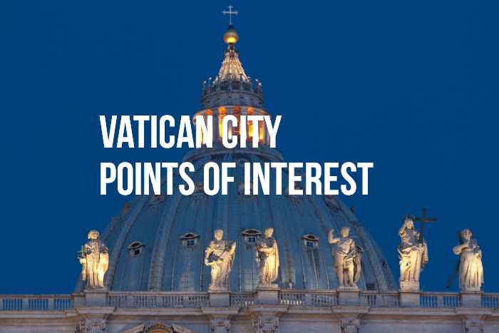 vatican city facts