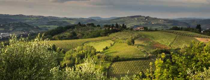Tuscany travels