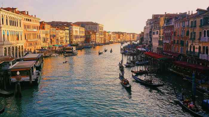 Information on Venice Italy