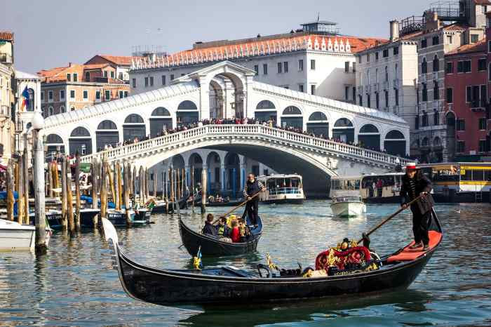 Vacation to Venice Italy