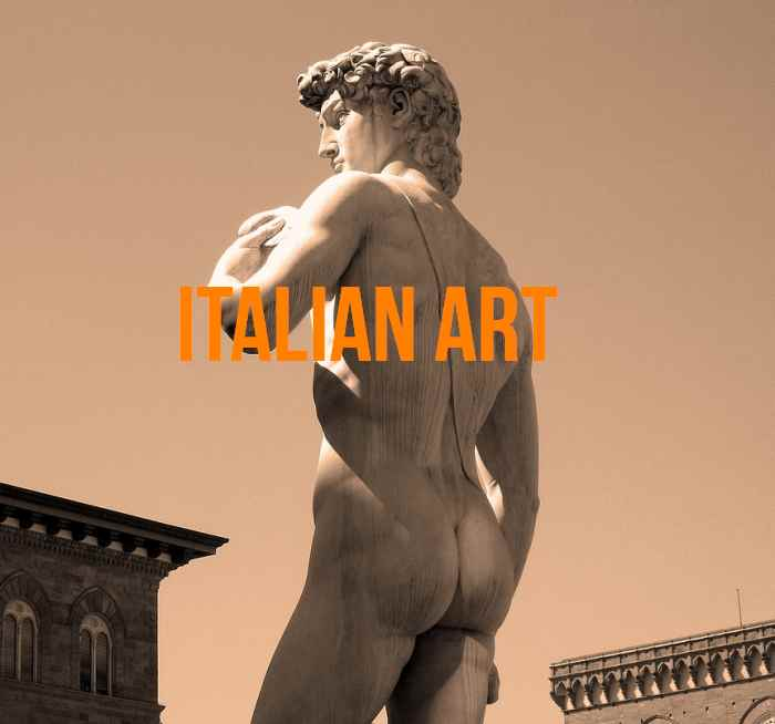 Encountering Art on  Italy Holiday