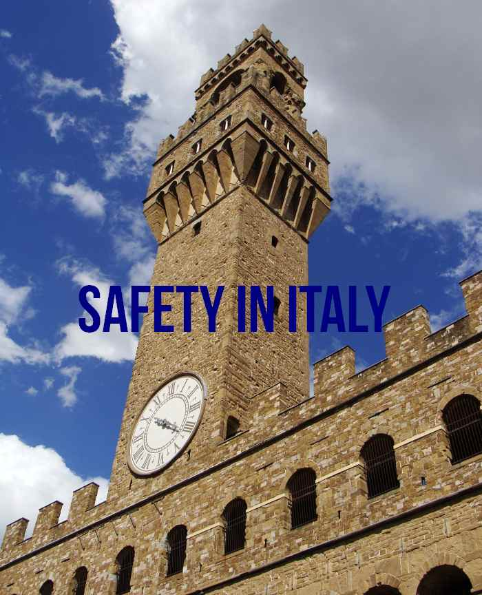 safety in italy