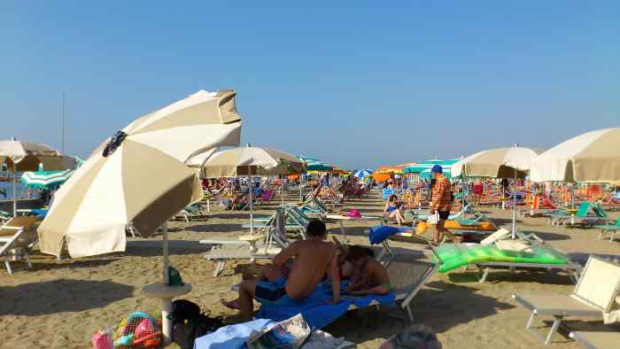 italy beach towns