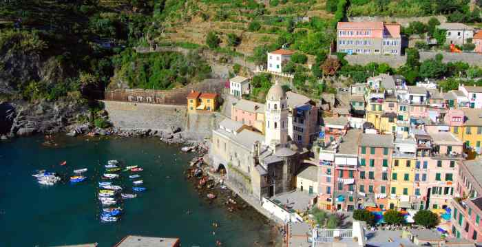 vernazza accommodations