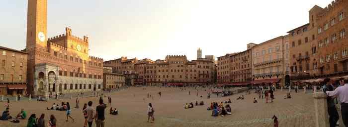 Siena hotels Italy