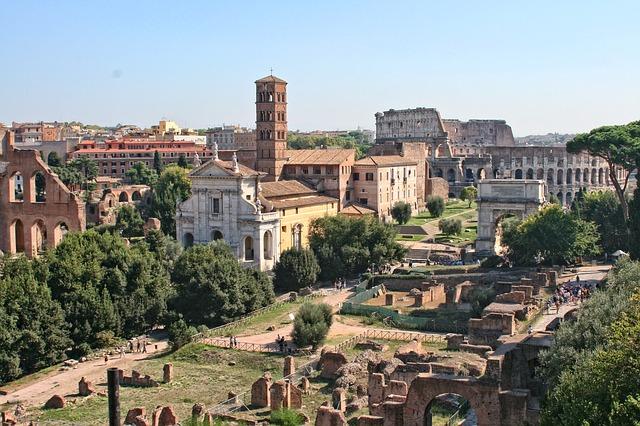 Roman Forum foro romano